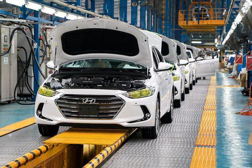 90% xe Hyundai tại Việt Nam sẽ được lắp ráp CKD - 1