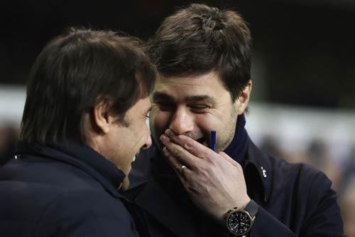Chelsea thống trị NHA: Conte cũng chỉ biết bắt chước