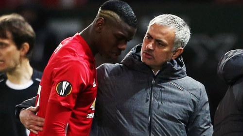 """MU: Mourinho nhắc Pogba bớt """"làm màu"""", 89 triệu bảng cho xứng"""