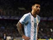 """Messi - Argentina:  """" Hôn nhân """"  cưỡng ép khoác danh nghĩa vụ"""