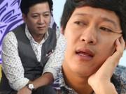 """Trường Giang bị chỉ trích vì để  """" mặt lạnh """"  lên truyền hình"""