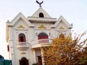 Vợ Phó Ban Nội chính tỉnh xây biệt thự trái phép