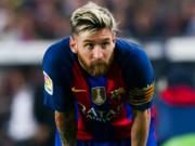 """Bóng đá - """"Đầu gấu"""" Messi khủng hoảng tâm lý trước Siêu kinh điển"""
