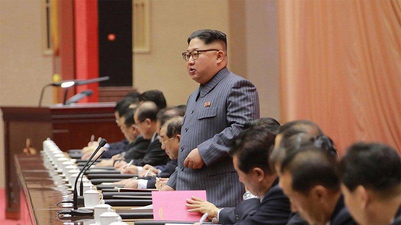 Tuyên bố đầu năm của Kim Jong-un nhằm thẳng vào Mỹ - 1
