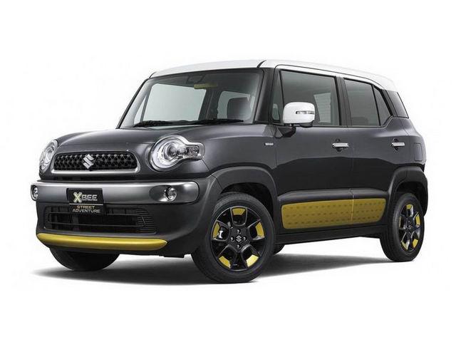 Suzuki XBEE: Crossover giá rẻ chỉ 355 triệu đồng