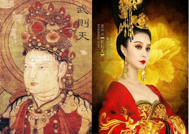 Cách làm đẹp bí truyền giúp Võ Tắc Thiên mê hoặc quân vương - 2