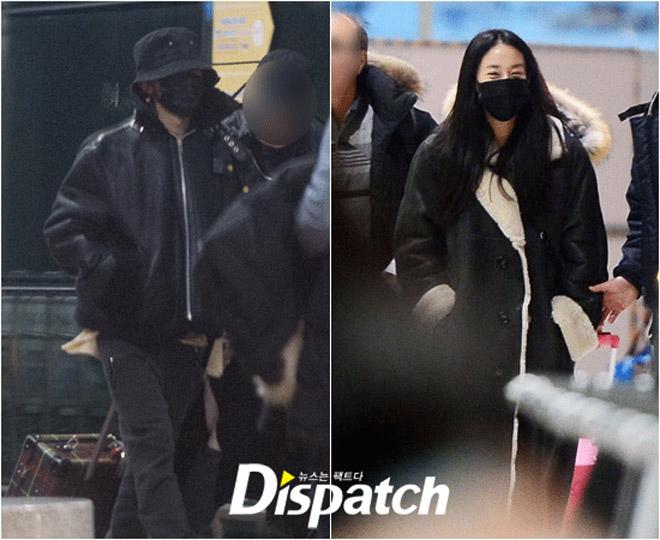 Bị tung ảnh qua đêm với chân dài, G-Dragon hết chối chuyện yêu - 2