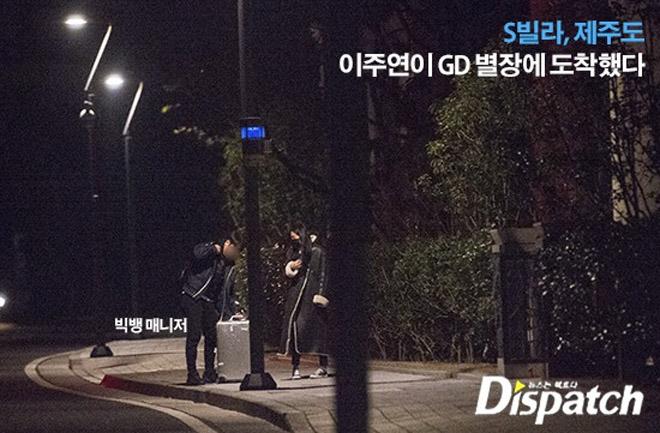 Bị tung ảnh qua đêm với chân dài, G-Dragon hết chối chuyện yêu - 3