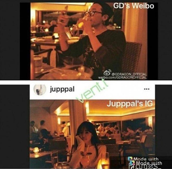 Bị tung ảnh qua đêm với chân dài, G-Dragon hết chối chuyện yêu - 7