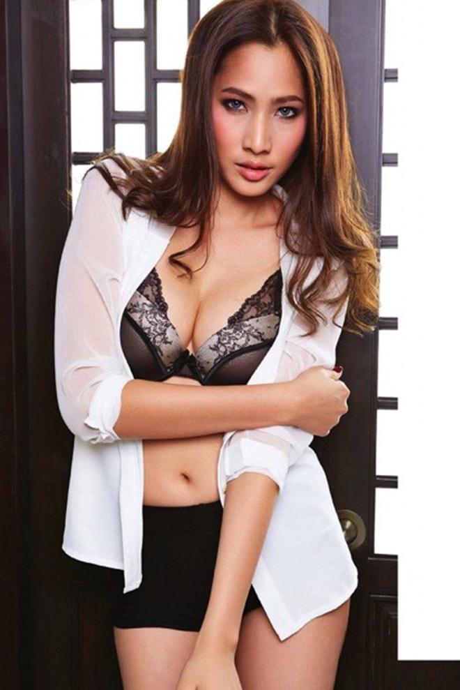 Cử nhân tiếng Anh người Thái chọn con đường người mẫu gợi cảm - 3