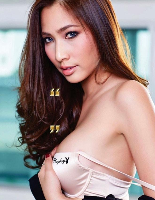 Cử nhân tiếng Anh người Thái chọn con đường người mẫu gợi cảm - 6