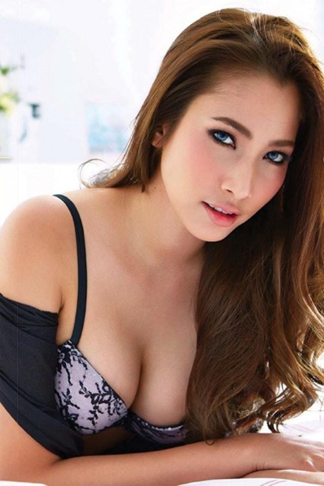 Cử nhân tiếng Anh người Thái chọn con đường người mẫu gợi cảm - 1