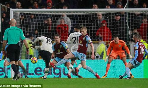 Chi tiết Burnley - Liverpool: Người hùng cặp trung vệ (KT) 22