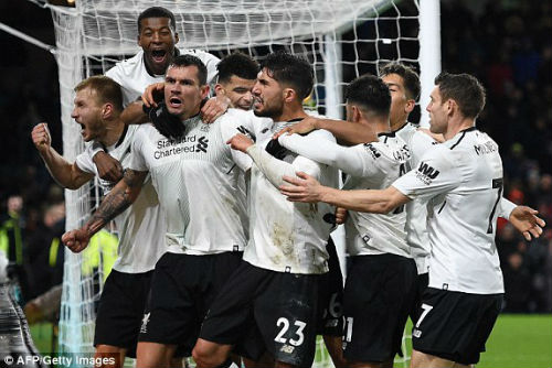 Chi tiết Burnley - Liverpool: Người hùng cặp trung vệ (KT) 24
