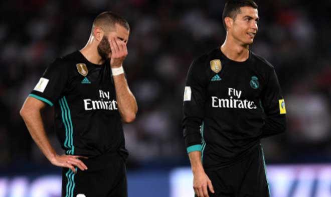"""Real săn """"bom tấn"""": Ai sẽ tiếp viện Ronaldo, Benzema?"""