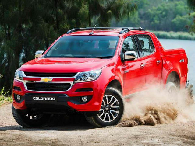Nhiều xe Chevrolet giảm giá ngay đầu năm 2018 - 1