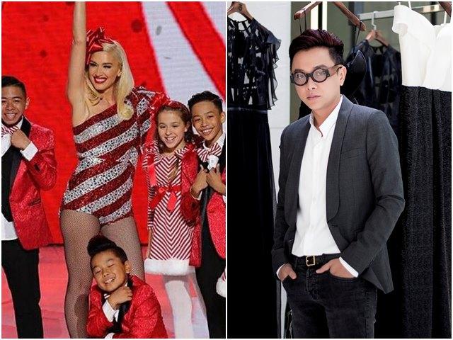 Nữ ca sĩ Katy Perry tiếp tục chọn đồ của NTK Công Trí - 8