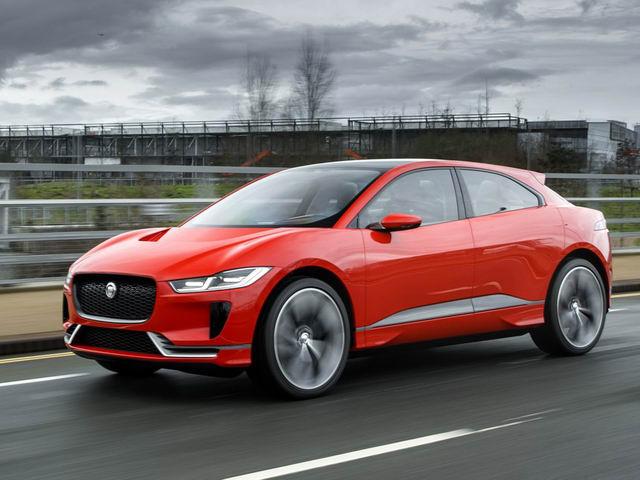 Jaguar I-Pace dự kiến có giá 1,6 tỷ đồng - 1