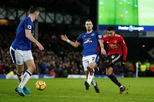 Chi tiết Everton - MU: Những phút cuối nghẹt thở (KT) 22