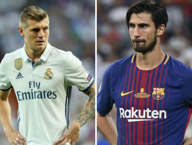 """Chuyển nhượng MU: Tấn công Real-Barca, nổ """"bom tấn kép"""" 1"""