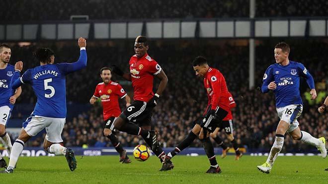 """Góc chiến thuật Everton - MU: Đời """"thôi đẩy"""" khi Mourinho thay đổi 2"""