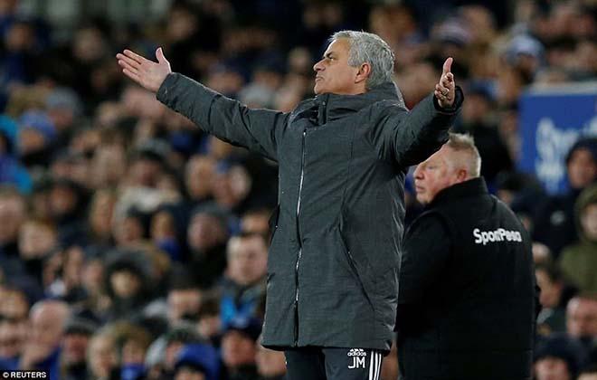 """Góc chiến thuật Everton - MU: Đời """"thôi đẩy"""" khi Mourinho thay đổi 3"""