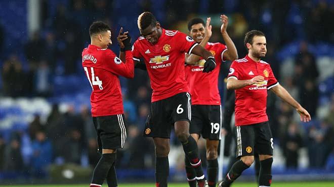 """Góc chiến thuật Everton - MU: Đời """"thôi đẩy"""" khi Mourinho thay đổi 1"""
