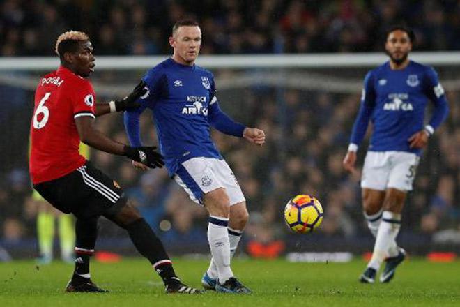 """Rooney tặng quà MU - Mourinho: """"Kiến tạo"""" giúp Martial ghi tuyệt phẩm"""