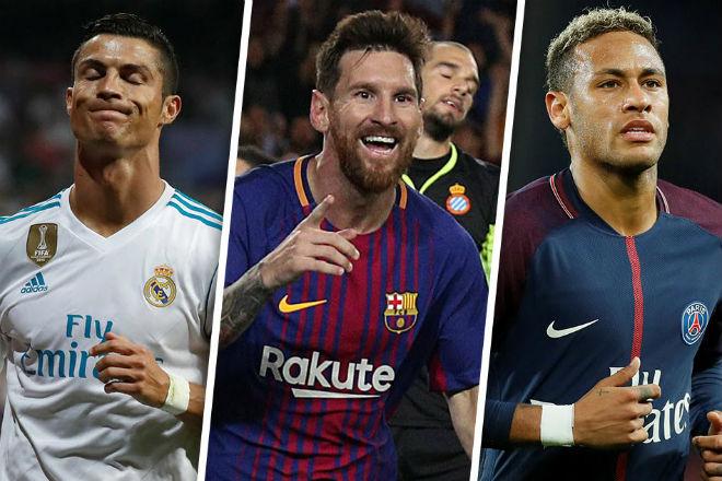 """Tin HOT bóng đá tối 2/1: Messi, Ronaldo """"mất hút"""" ở đội hình tiêu biểu lượt đi 1"""
