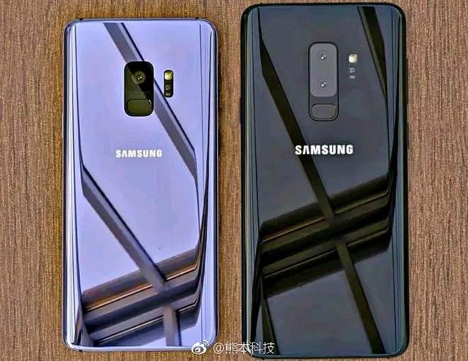 HOT: Galaxy S9 và S9+ tiếp tục lộ ảnh với nhiều nghi vấn - 2