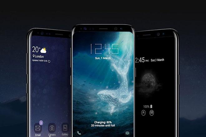 HOT: Galaxy S9 và S9+ tiếp tục lộ ảnh với nhiều nghi vấn - 1