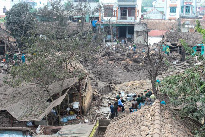 Ai là chủ cơ sở phế liệu gây ra vụ nổ ở Bắc Ninh? - 1