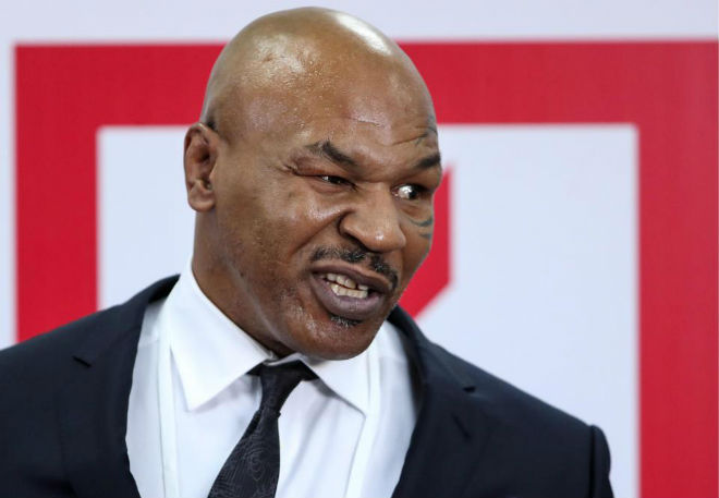 Hết hồn Mike Tyson làm nghề lạ: Trồng cần sa, kiếm triệu đô 1