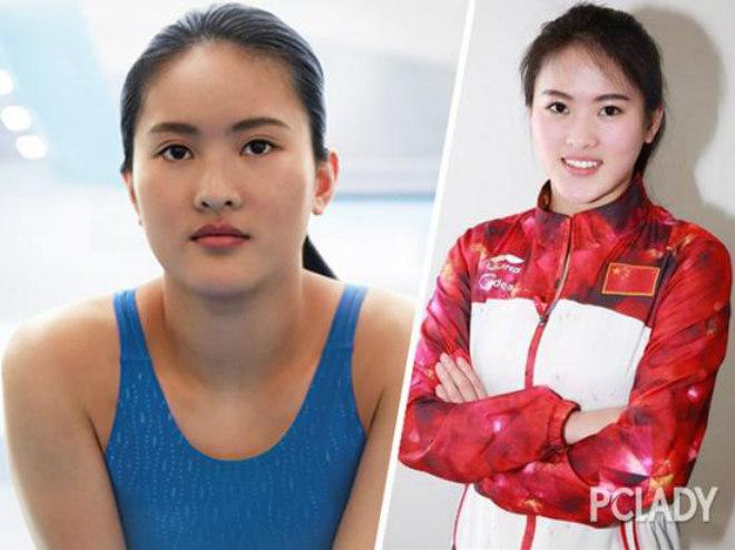 """Nữ VĐV đẹp nhất Trung Quốc gây ghen tị: """"Lả lướt"""" toàn SAO Djokovic, Lin Dan 1"""