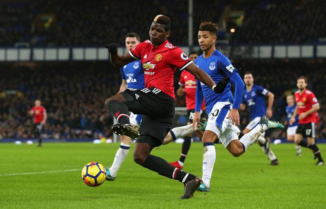 Pogba 89 triệu bảng bùng nổ: Mourinho liều lĩnh xới tung MU 1