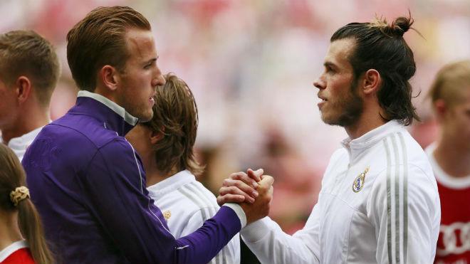 Chuyển nhượng Real 200 triệu euro: Hy sinh Bale, tậu Kane đá cặp Ronaldo 1