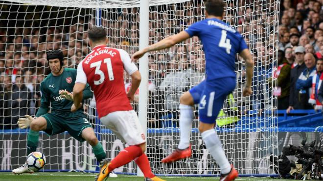 Chi tiết Arsenal - Chelsea: Vô-lê gỡ hòa 90+2 (KT) 13