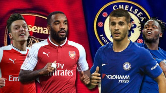 Chi tiết Arsenal - Chelsea: Vô-lê gỡ hòa 90+2 (KT) 14