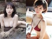 """Thời trang - """"Tiên nữ tắm suối"""" là cô gái hot nhất Nhật Bản 2017"""