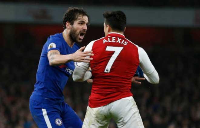 Arsenal - Chelsea: Tiệc lớn 4 bàn, trái phá phút 90+2