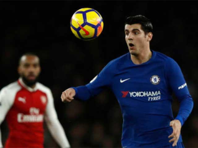 """Arsenal thoát thua Chelsea: Wenger bực trọng tài, Conte """"phát điên"""" vì Morata 7"""