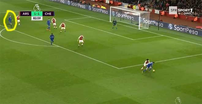 Góc chiến thuật Arsenal - Chelsea: Nghẹt thở như trận boxing đỉnh cao - 4