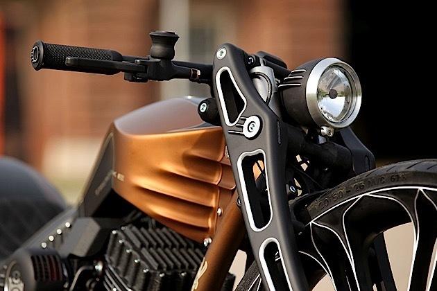"""Harley Davidson độ sang chảnh """"hớp hồn"""" giới nhà giàu - 3"""