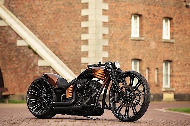 """Harley Davidson độ sang chảnh """"hớp hồn"""" giới nhà giàu - 9"""