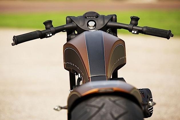 """Harley Davidson độ sang chảnh """"hớp hồn"""" giới nhà giàu - 7"""
