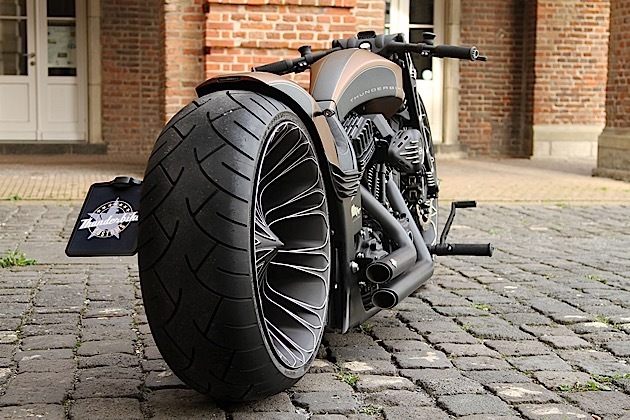 """Harley Davidson độ sang chảnh """"hớp hồn"""" giới nhà giàu - 10"""