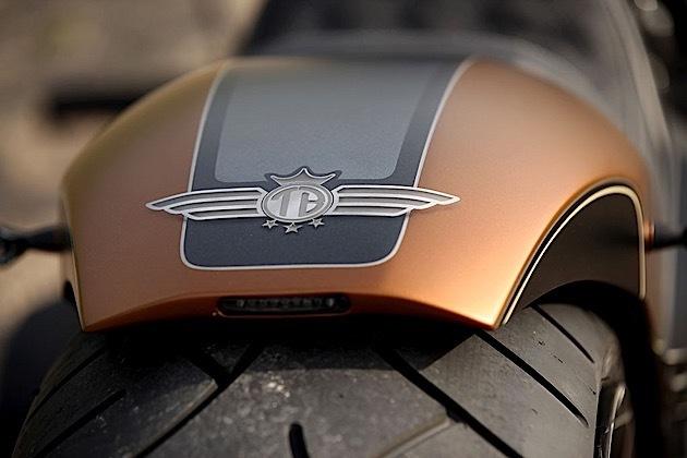 """Harley Davidson độ sang chảnh """"hớp hồn"""" giới nhà giàu - 4"""