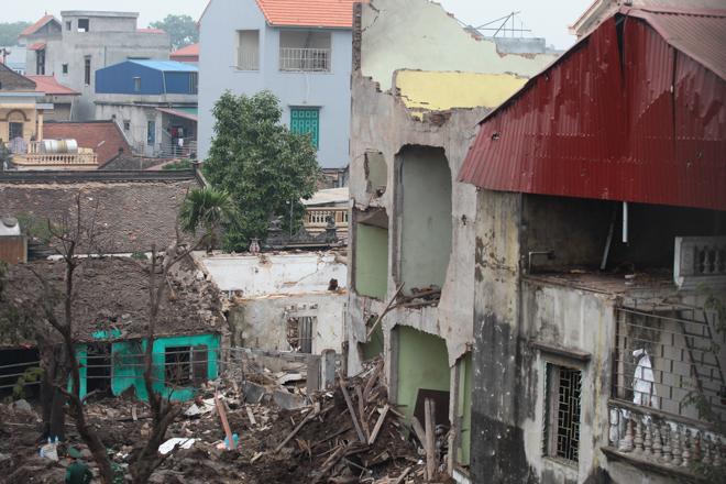 Vụ nổ ở Bắc Ninh: Công an truy nguồn gốc 7 tấn đầu đạn cũ