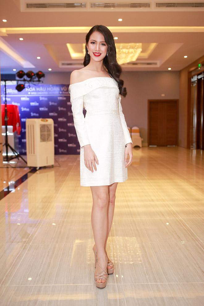 Dự đoán sớm: 80% đây là top 10 Hoa hậu Hoàn vũ Việt Nam 2017 - 4
