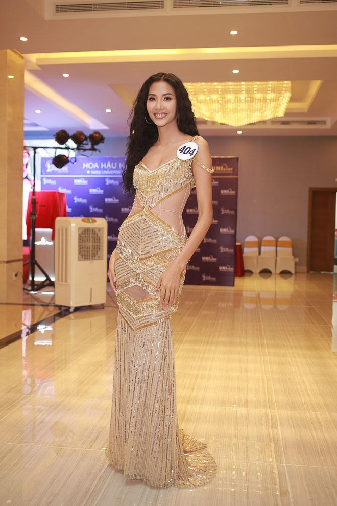 Dự đoán sớm: 80% đây là top 10 Hoa hậu Hoàn vũ Việt Nam 2017 - 8